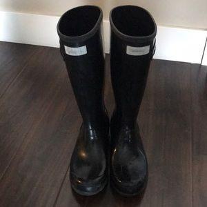 Kids Hunter rain boots